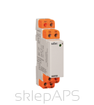 Time relay for installation on DIN rail, measurement of wired voltage in the 3 -phase networks 3-wire- 600PSR-165/300-CU
