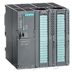 SIMATIC S7-300, CPU 314C-2 DP, INTERFEJSY: MPI I DP, WBUDOWANE: 24 DI/16 DO, 4 AI/2 AO - 6ES7314-6CH04-0AB0