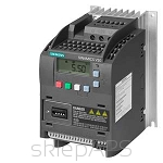 SINAMICS V20 1AC200-240V -10/+10% 47-63HZ RATED POWER 0,75KW / 0,75HP WITH 150% OVERLOAD FOR 60SEC UNFILTERED I/O-INTERFACE: 4DI, 2DO,2AI,1AO FIELDBUS: USS/ MODBUS RTU WITH INBUILT BOP PROTECTION: IP20/ UL OPEN TYPE SIZE:FSA 90X166X146(WXHXD) - 6SL3210-5B