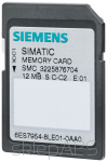 SIMATIC S7, MEMORY CARD FOR S7-1X00 CPU/SINAMICS, 3,3 V FLASH, 12 MBYTE - 6ES7954-8LE02-0AA0